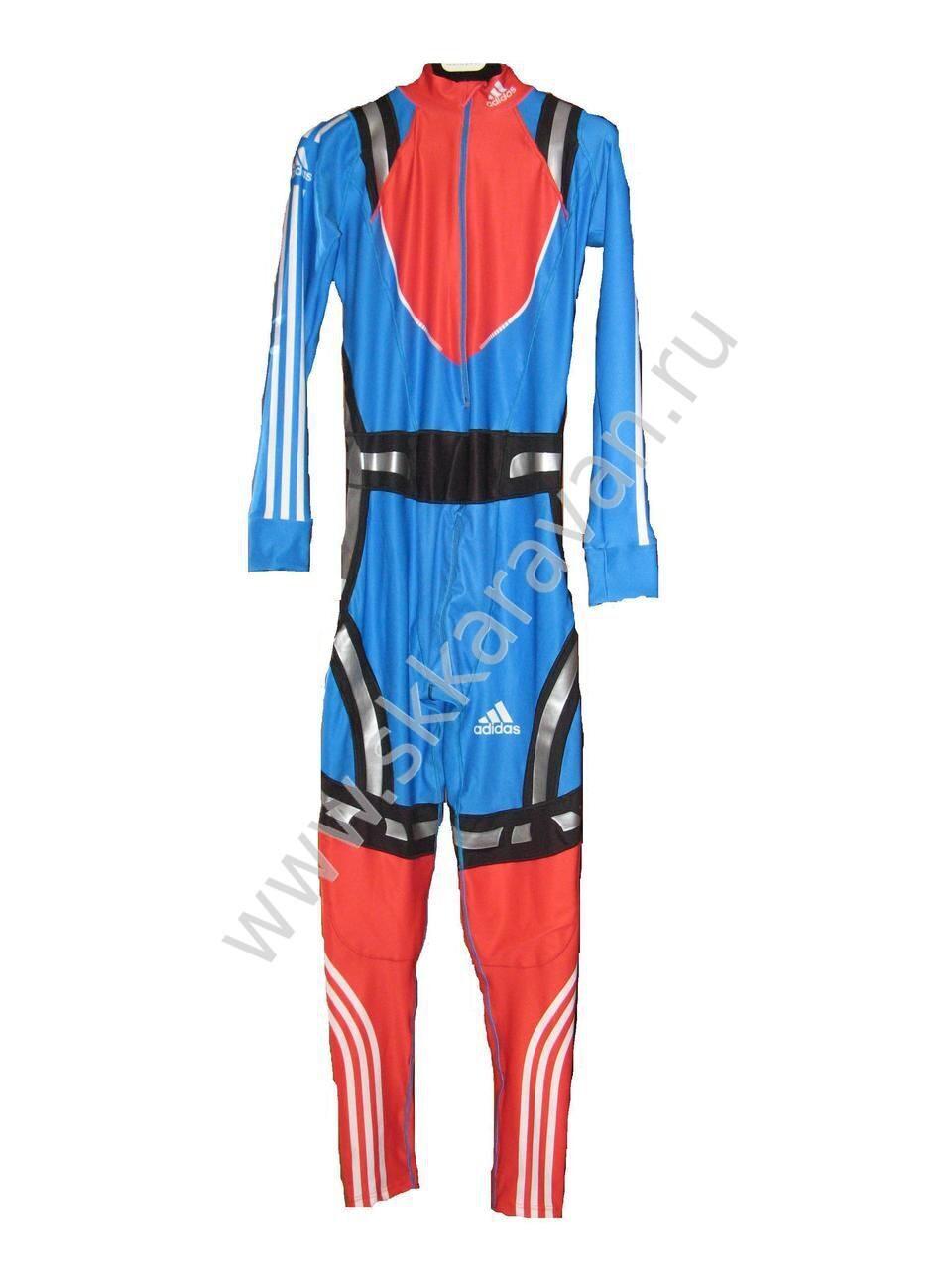 Горнолыжный костюм адидас женский