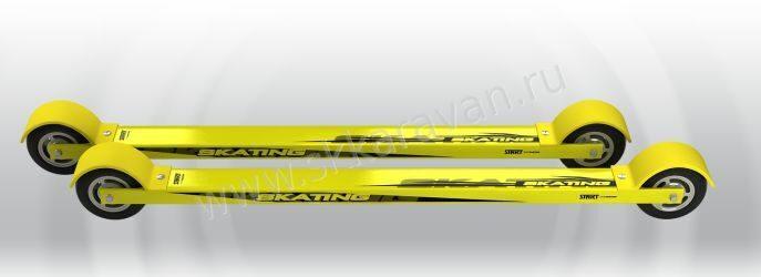 Лыжероллеры START SKATE 80 для конькового хода (Финляндия) поставка 18г 4402d2a32fd