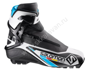 Ботинки лыжные SALOMON RS CARBON SNS Pilot 17-18гг
