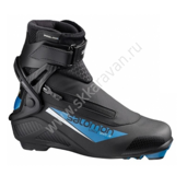 405563 Ботинки лыжные SALOMON S-RACE SKATE Junior SNS Pilot 18/19