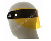 Маска-козырёк ADIDAS Snow Shield желтый