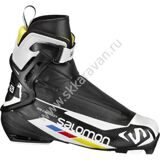 Лыжные ботинки SALOMON RS CARBON сезон 13/14гг