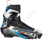 Ботинки лыжные SALOMON S-LAB SKATE PILOT сезон 15/17г