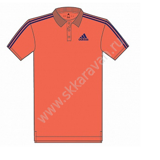 Поло мужское ADIDAS CO Polo M sesore 15-16