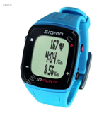 SIGMA Часы спортивны SIGMA ID.RUN HR PACIFIC BLUE c GPS арт 24910