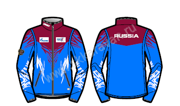 8V104.8.RUS KV+ Куртка разминочная EXCLUSI EXCLUSIVE jacket man RBU